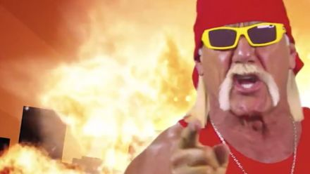 Vid�o : Crazy Taxi : City Rush : trailer Hulkamania