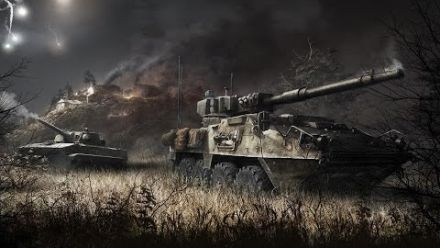 Vid�o : Armored Warfare - Official Announcement Trailer