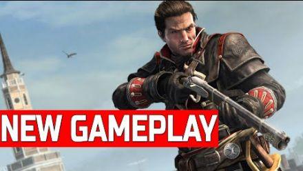 Assassin's Creed Rogue - 20 minutes de gameplay