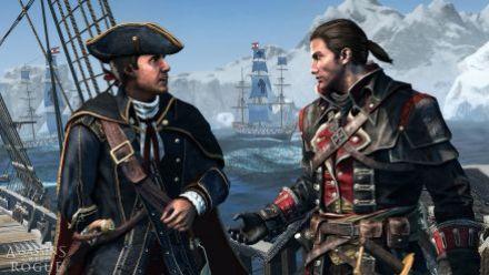 Assassin's Creed Rogue - Traquez les Assassins