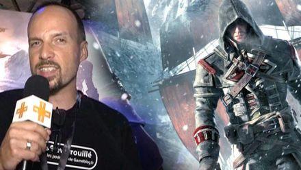 Assassin's Creed Rogue impressions Gamescom 2014
