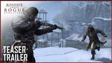 Vidéo : Assassin's Creed ROgue : Remaster