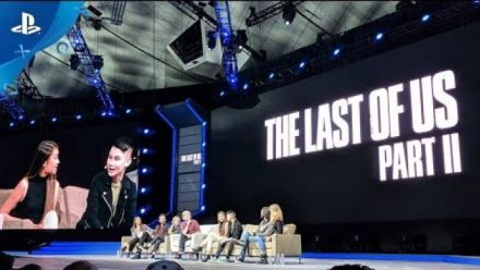 The Last of Us Part 2 : Panel PSX 2017