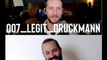 Vid�o : Let's Get Into It with Neil Druckmann - LEGIT (Vidéo de Troy Baker)