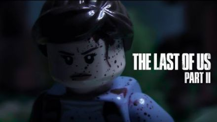 The Last of Us Part II - Lego Story Trailer (vidéo de Pavesome Films)