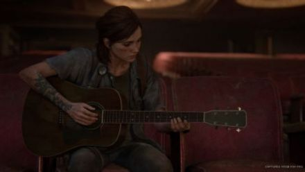 The Last of Us 2 : Mark Hoppus (Blink-182) joue Dammit in-game
