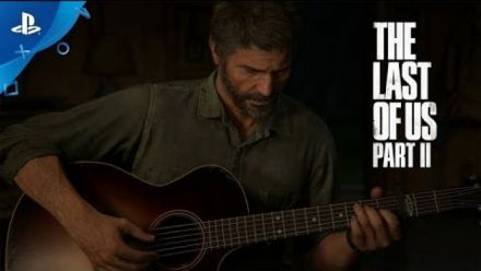 The Last of Us Part II : Story trailer