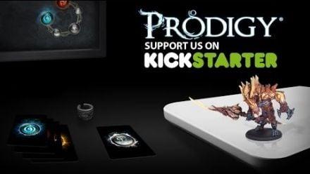 Vid�o : Prodigy démarre sa campagne Kickstarter