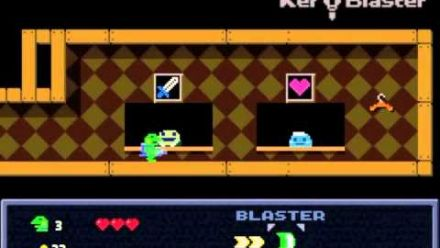 Kero Blaster : bande-annonce