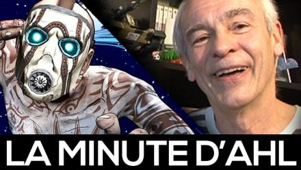 Vid�o : La Minute d'AHL : mon avis sur Borderlands The Pre-Sequel