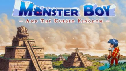 Vid�o : Monster Boy and The Cursed Kingdom : trailer de gameplay