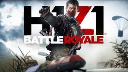 H1Z1 : Annonce officielle PS4
