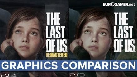 The last of Us Remastered : comparo PS3 et PS4