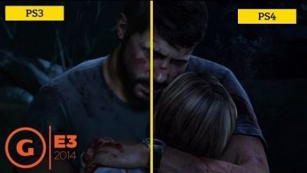 The Last of Us - Comparatif PS3 / PS4