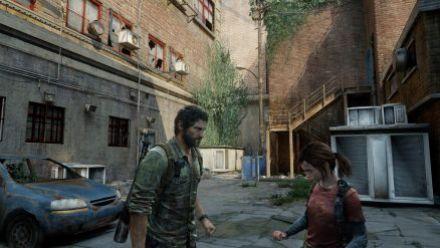 LIVE Daily The Last of Us PS4
