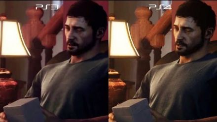 Vid�o : The Last of Us Remastered - Comparatif PS3/PS4