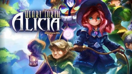 Vid�o : Heart Forth Alicia : vidéo de gameplay combat et exploration