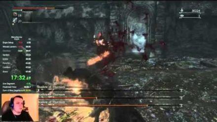 Bloodborne : il finit le jeu en 44 minutes !