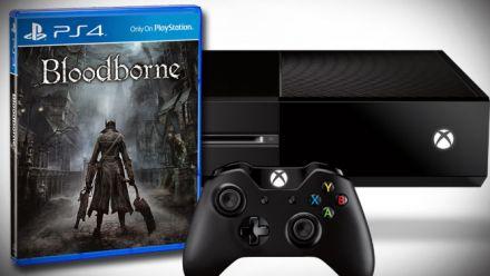 A peine croyable : Bloodborne peut tourner sur une Xbox One, la vidéo !
