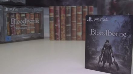 Bloodborne : unboxing des éditions collector