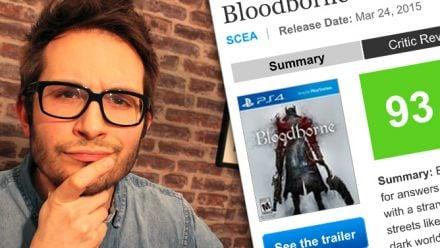 J'ai quelque chose à vous dire sur Bloodborne et la dictature des hardcore gamers