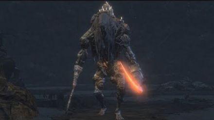 Bloodborne : Moros Nyx a trouvé le géant de feu