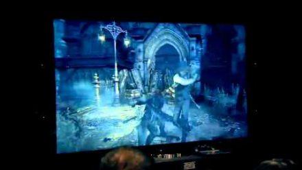 E3. Bloodborne, extrait de gameplay