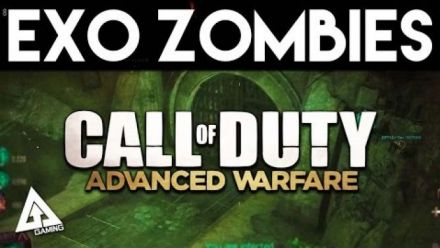 Call of Duty Advanced Warfare Exo Zombies Infection