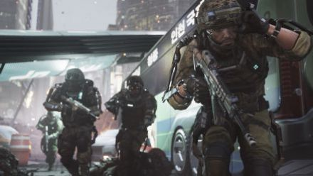vidéo : Call Of Duty Advanced Warfare - Death From Above