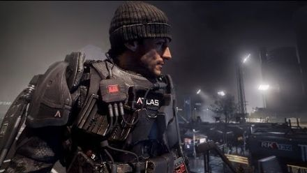 Call of Duty : Advanced Warfare - E3 2014 gameplay