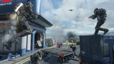 CoD Advanced Warfare : EXO Zombies Mode