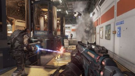 vid�o : COD Advanced Warfare : bande annonce lancement FR