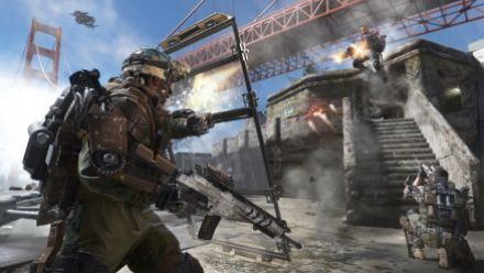 CoD : Advanced Warfare Mode Exo Zombies