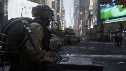 Call of Duty Advanced Warfare - Conférence Gamescom