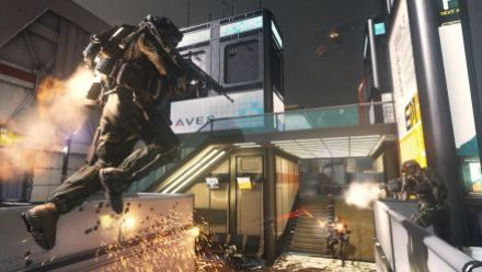 vidéo : Call of Duty Advanced Warfare : Mission Atlas