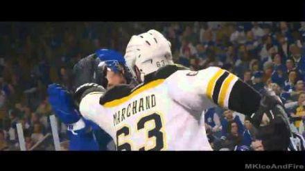 Vid�o : NHL 15 brise la glace en vidéo