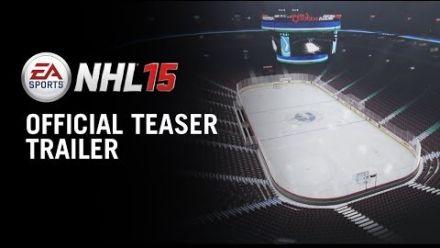 Vid�o : NHL 15 : Premier teaser