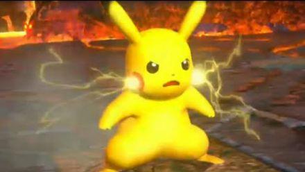 vidéo : Pokkén Tournament - Pikachu et Suicine