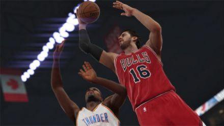 vidéo : NBA 2K15 James Harden et sa barbe