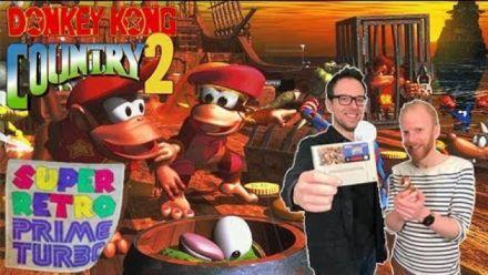 Vid�o : Super Retro Prime Turbo : Donkey Kong Country 2