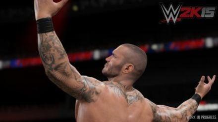 vidéo : WWE 2K15 : entrée de Goldust