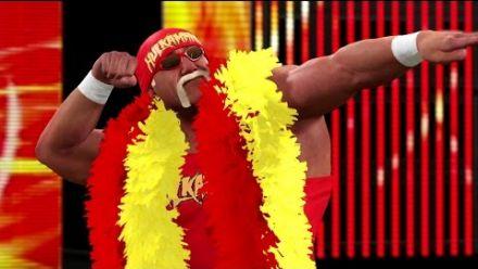 WWE 2K15 : gameplay trailer