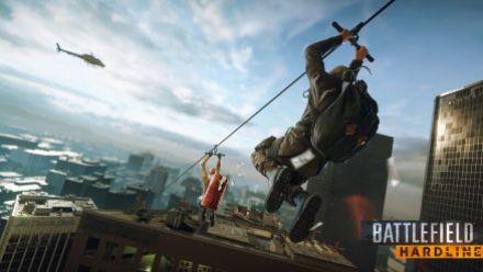 vidéo : Battlefield Hardline : Mode Braquage sur map Braquage de banque
