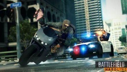 Battlefield Hardline The Getaway Cinematic Trailer