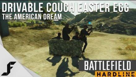 Battlefield Hardline part complètement en live
