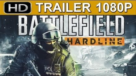 Battlefield Hardline Gameplay Trailer