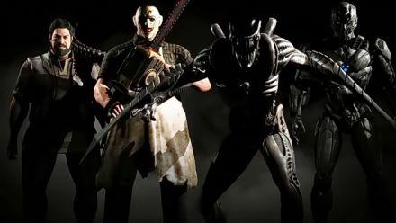 Vid�o : Mortal Kombat X : présentation du Kombat Pack 2