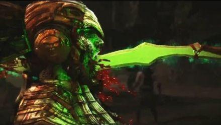 vidéo : Mortal Kombat 10 - Quan Chi Fatality