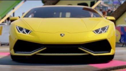vidéo : Forza Horizon 2: E3 Demo Developer Commentary - Lamborghini Huracan