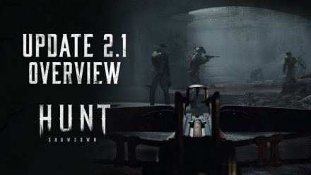 Hunt: Showdown | Update 2.1